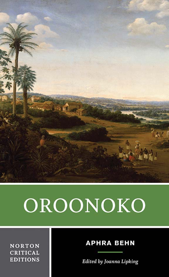 a literary analysis of oroonoko by aphra behn