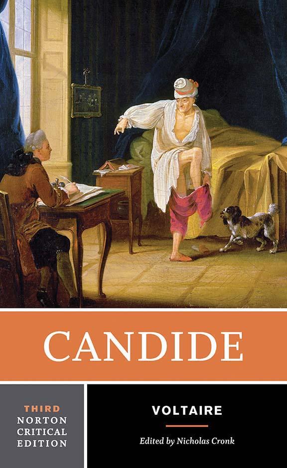 Candide, Voltaire, 1759 - Commentaire de texte - jordn